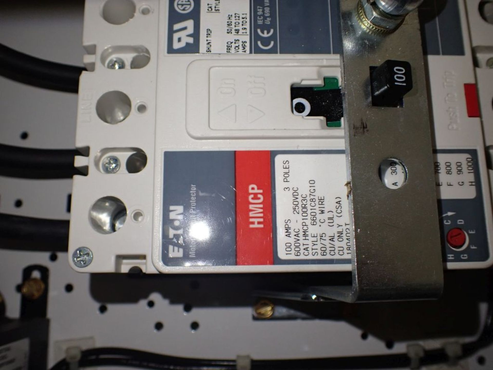 Eaton Freedom Series 2100 Motor Control Center   Never Installed; Includes:; (1) F206-30A; (1) - Image 57 of 64