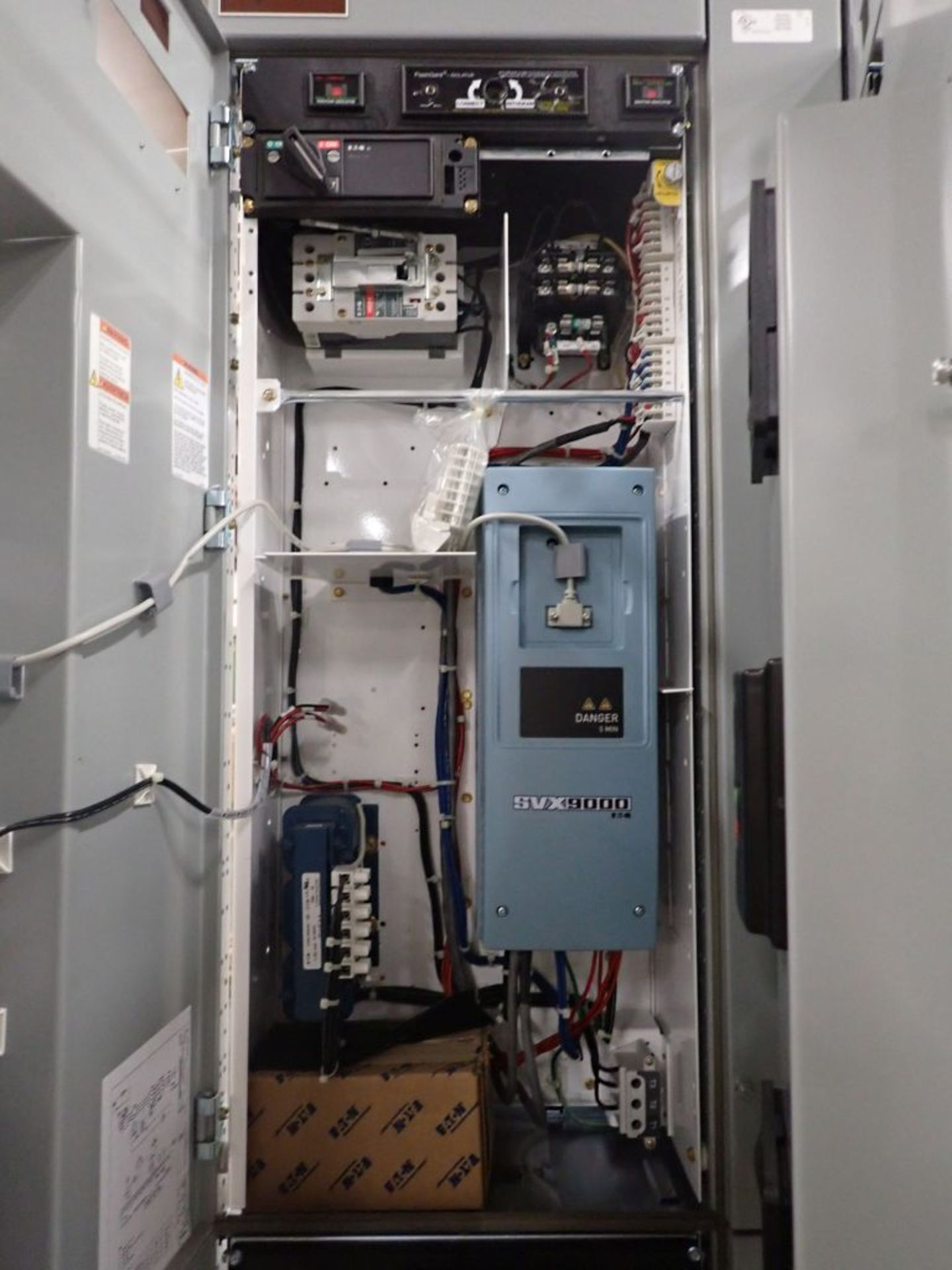 Eaton Freedom 2100 Series Motor Control Center   (4) SVX900-30A, with Eaton AF Drives, SVX9000, - Image 20 of 60