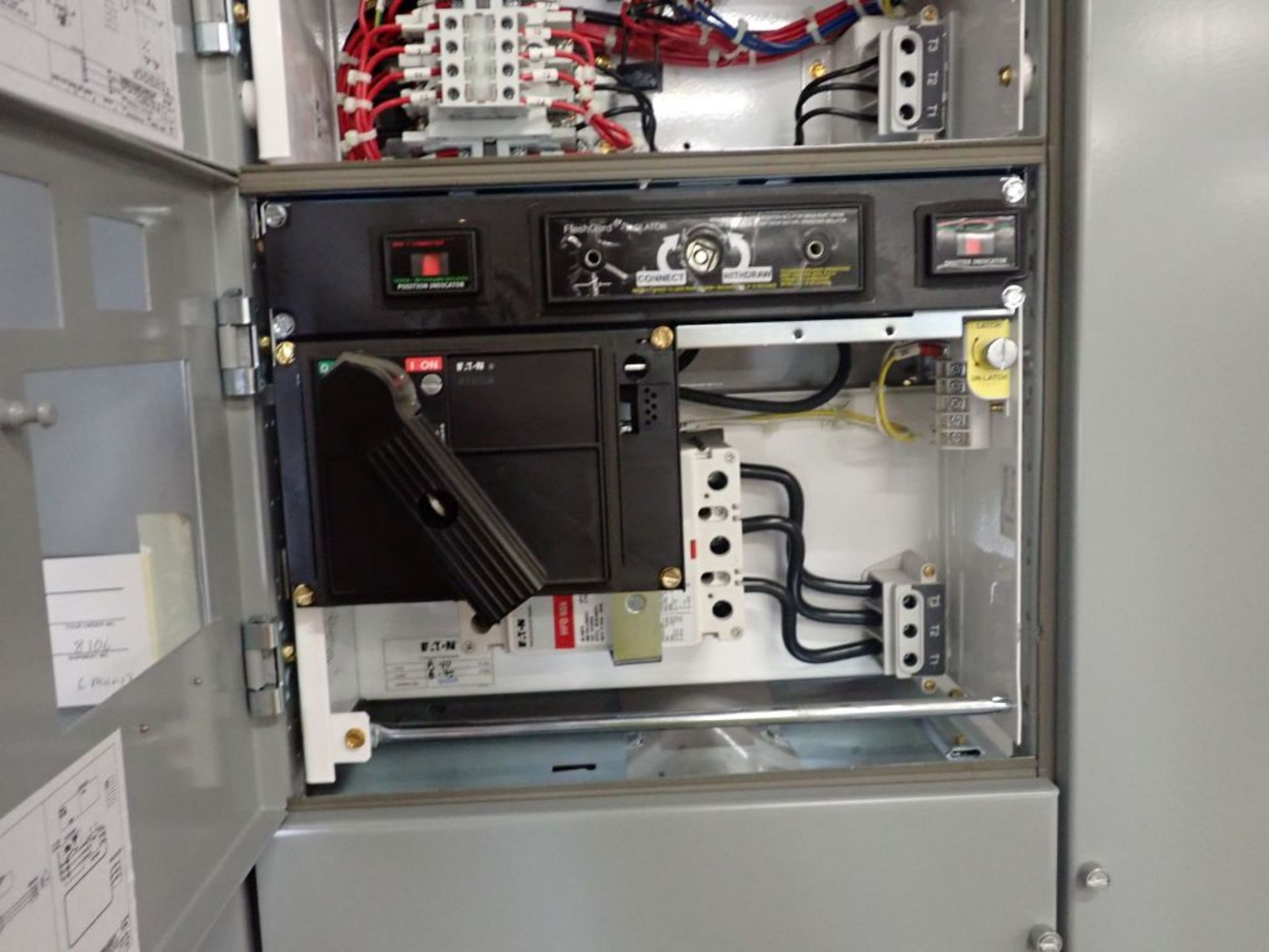 Eaton Freedom 2100 Series Motor Control Center | (2) F208-30A; (1) F208-40A; (1) FDRB-50A; (2) - Image 30 of 37