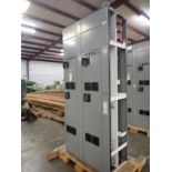 Eaton Freedom 2100 Series Motor Control Center   (2) SVX900-100A, with Eaton AF Drives, SVX9000,