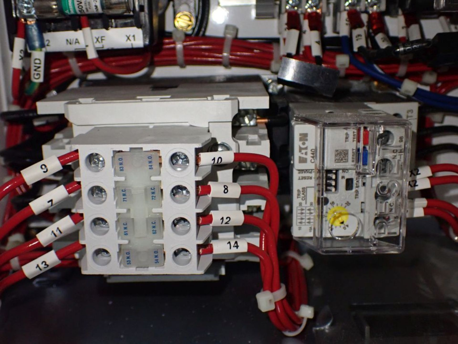 Eaton Freedom 2100 Series Motor Control Center | (11) F206-30A-10HP; (5) F206-15A-10HP; (1) SVX900- - Image 87 of 102