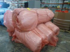 """Lot of (6) Rolls of Therm All Sidewall Insulation - Item No. TS3722384; 72"""" x 78'"""