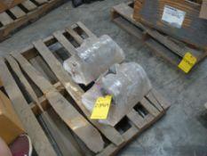 Lot of (2) Baldor 3/4 HP Motors - Serial No. W0510071483; Cat No. VM3542; 208-230/460V; 1725 RPM;