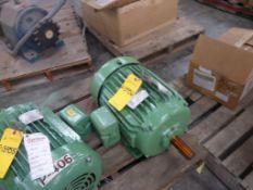 Baldor 15 HP Motor - Serial No. Z00108130138; Cat No. EM2333T; 460V; Frame: 254T