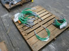 Lot of Assorted Pipe Supports