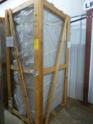 AO Smith Automatic Electric Hot Water Heater - Model No. DVE 150A; Part No. 9500013160; 480V; 150