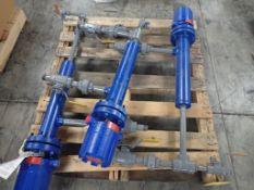 Lot of (3) Magnetrol Liquid Level Sensors - Model No. C74-1B70-BKQ; 15A; 120V