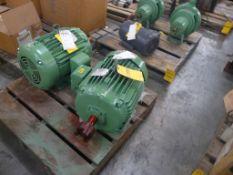 Baldor 20 HP Motor - Serial No. Z0109120223; Cat No. EM2334T; 230/460V; Frame: 256T; 1760 RPM
