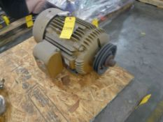 Baldor 30 HP Super-E Motor - Cat No. EM4104T; 30 HP; 460V; 1770 RPM; 3PH