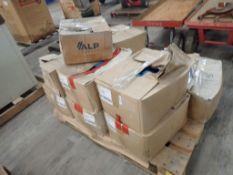 Lot of (11) Boxes of Lifting Pin Recesses; Tag: 214847