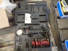 Monti Bristle Blaster Electric Component - 230V; Tag: 214826