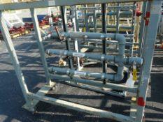 Rexarc Gas Manifold; Tag: 207988