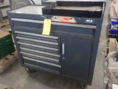 7-Drawer Rock River Tool Chest; Tag: 214450