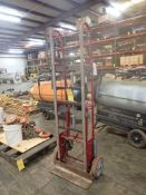 Hand Truck - 1800 lb Max Capacity; Tag: 215192