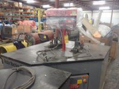 Rebar Machine Service Bender - Serial No. 14/18B480-070; 480V; Tag: 215421