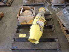 Lot of (1) Air Circulator and (1) Portable Ventilator - (1) Vornado Heavy Duty Air Circulator; (1)