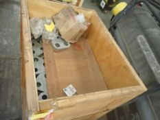 Crate of RWS Joints & HRDW; Tag: 215179