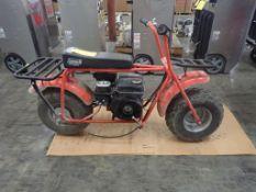 Coleman CT200U Motorbike; Tag: 215448
