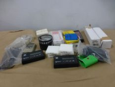 Lot of Assorted Components - Includes: ACR Smart Reader Plus Display Modules; Positector 6000;