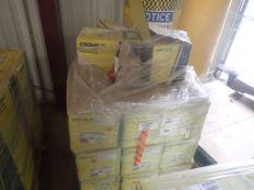 Lot of (450) Cadweld Rebar Filler Material - Part No. RBF40; Tag: 215405