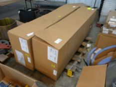 Lot of (16) Bag Filter Baskets - Part No. B30-218; 5.625 x 72; Tag: 216070