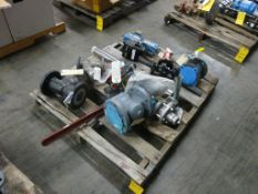 Lot of Assorted Valves - Brands Include:; Nordstrom; Apollo; Neles; Tag: 216089