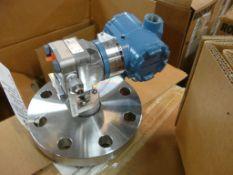 "Lot of (3) Rosemount Liquid Level Transmitters - Part No. 305ILYADHD21AAES; -300 to 300"" Range; Tag:"
