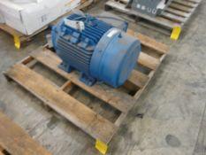 Siemens 50 HP Motor - Cat No. 2079322007; Type: RGZESDI; 50 HP; 575V; 1770 RPM; Frame: 326T; 3PH;