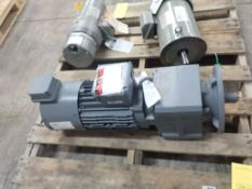 Motor Assembly - 3/60/575V; Bauer MOD; Tag: 215710