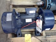 Jost Motor - Type: JVC 158-410; 575V; Tag: 215712