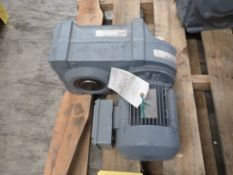 Vector Reducer - Serial No. 815303-01, Type: FA77A; Includes:; Sew Eurodrive Motor Type: DFT90S4,