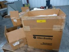 Lot of (3) Modules and (1) Brake - (2) Allen Bradley Integrated Modules Cat No. 2094-BC07_M05M,