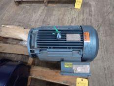 Sew Eurodrive 12.5 HP Motor - Type: DFV132ML4; 12.5 HP; 330/575V; Tag: 215713