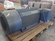 Siemens 400 HP Induction Motor - Serial No. 2056677-010-1; Type: CZ; 400 HP; 4000V; 1191 RPM; Frame: