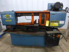DoAll Job Selector - Model No. 400; Serial No. 596-10110; Machine Electrical Power, 480V, 3PH;