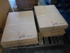 "Lot of (80) Boxes - 31-1/2""H x 24""L x 24""W; Tag: 218692"