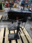 "Payton 12"" Bench Top Drill Press - 115V; 480-3100 RPM; Tag: 218498"
