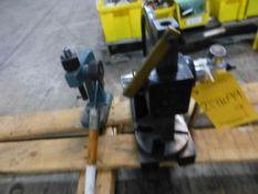 Lot of (2) Arbor Presses - (1) Parker Model No. 4Z328D, 1-Ton; Tag: 218699