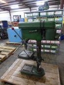 ENCO Step Pulley Drill Press - 115V; 195-3600 RPM; Tag: 218518