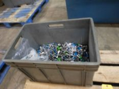 Lot of Assorted Nuts and Bolts - Tag: 219517