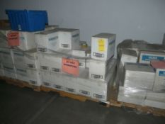 """Lot of Approx (720) Incrediseal Clear Packing Tape - 2"""" x 110 yds; 1.77 mil; Tag: 222577; Lot"""