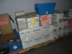 """Lot of Approx (900) Incrediseal Clear Packing Tape - 2"""" x 110 yds; 1.77 mil; Tag: 222578; Lot"""