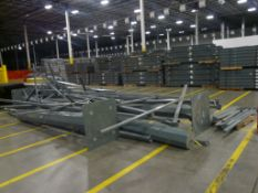 Lot of Assorted Structure Support - Tag: 222325; Lot Loading Fee: $30