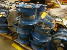 """Lot of (10) Patterson 14"""" Circle Fans - Tag: 222555; Lot Loading Fee: $30"""