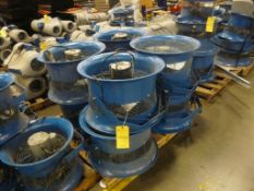 """Lot of (8) Patterson 18"""" Circle Fans - Tag: 222558; Lot Loading Fee: $30"""