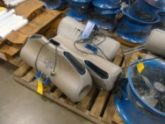 Lot of (3) Patterson Quiet Fans - Tag: 222550; Lot Loading Fee: $30