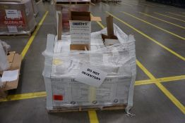 "(10) Cases of Lonestar 16"" Handwrap - HLB 0.45mil-2000 sq. ft. Per Roll; Tag: 218184; Lot Loading"