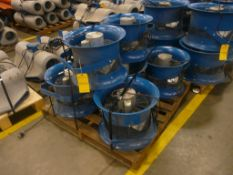 """Lot of (7) Patterson 14"""" Circle Fans - Tag: 222559; Lot Loading Fee: $30"""