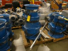 """Lot of (3) Assorted Patterson Circle Fans - (2) 18""""; (1) 14""""; Tag: 222557; Lot Loading Fee: $30"""