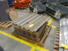 Lot of Metal Roofing - Tag: 222439; Lot Loading Fee: $30